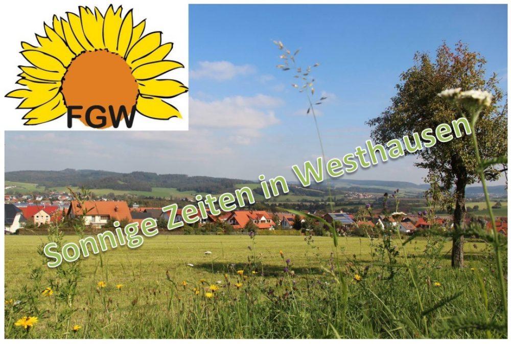 Freie Grüne Westhausen
